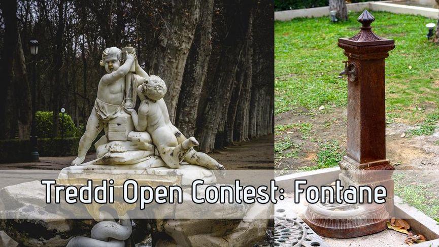 Modellazione Fontana: ecco i finalisti