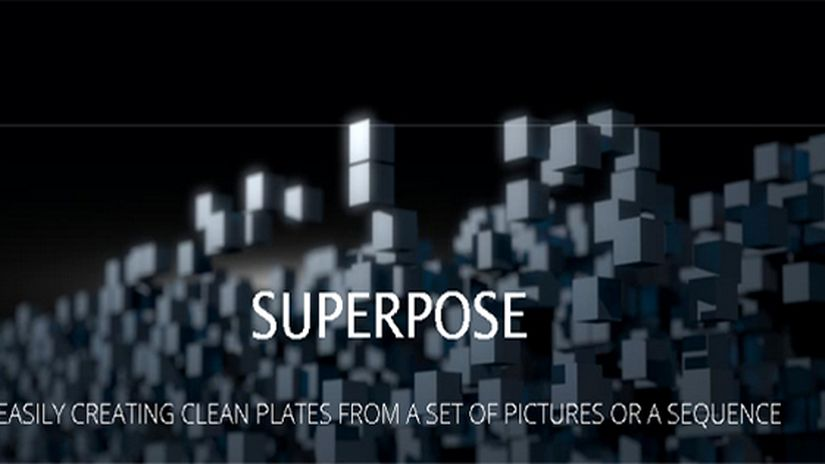 Superpose super clean per Nuke e After Effects