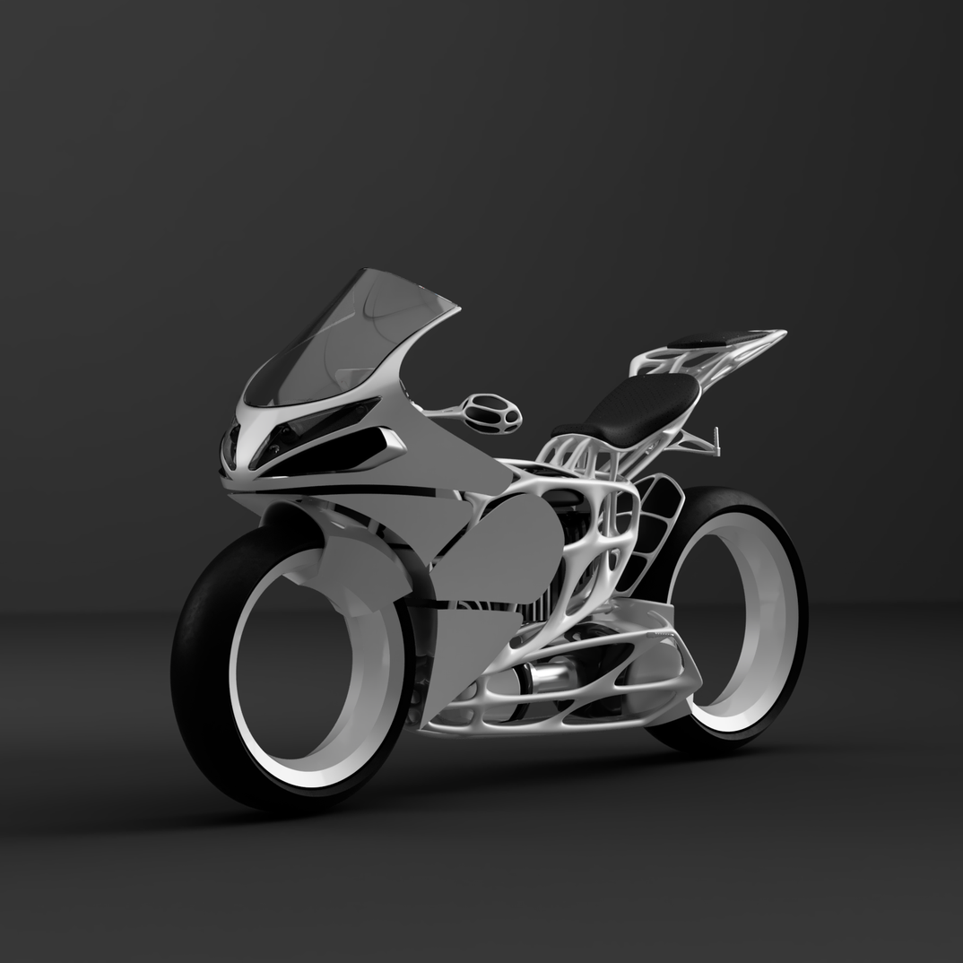Electric Motorcycle v1