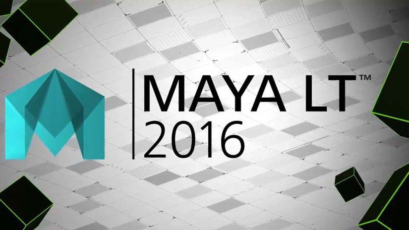 Autodesk Maya LT 2016 Extension 3