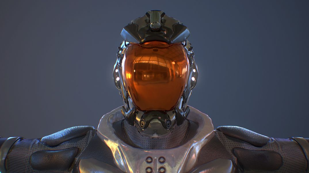 SciFi Character