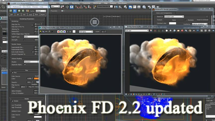 Phoenix FD 2.2 updated