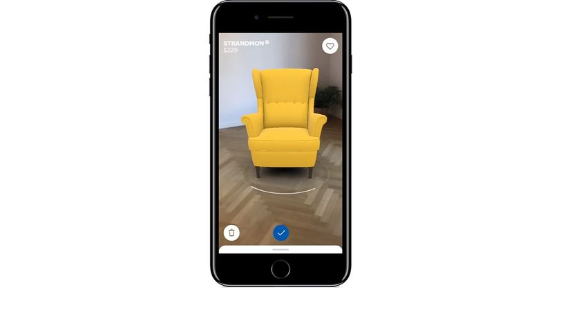 iOS 11 - con ARKit arriva la Realtà Aumentata di Apple