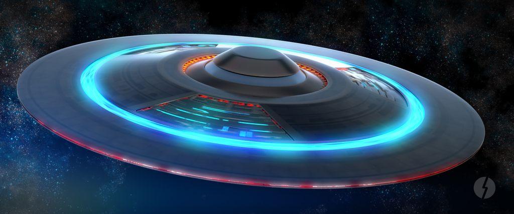 L.U.F.O. IS COMING - UFO first look