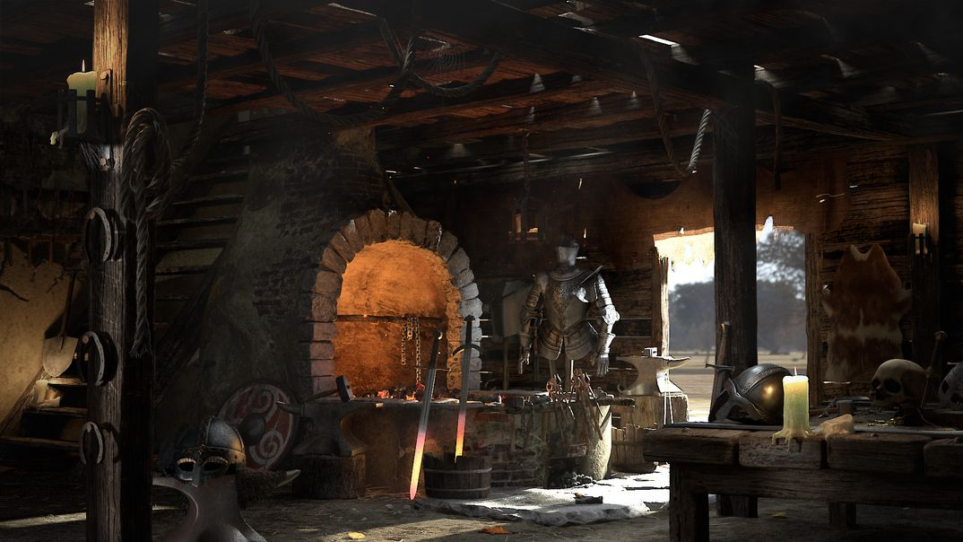 Blacksmith Forge