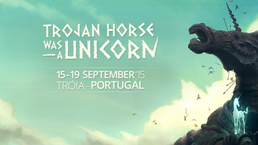 Trojan Horse was a Unicorn lancia THU TV