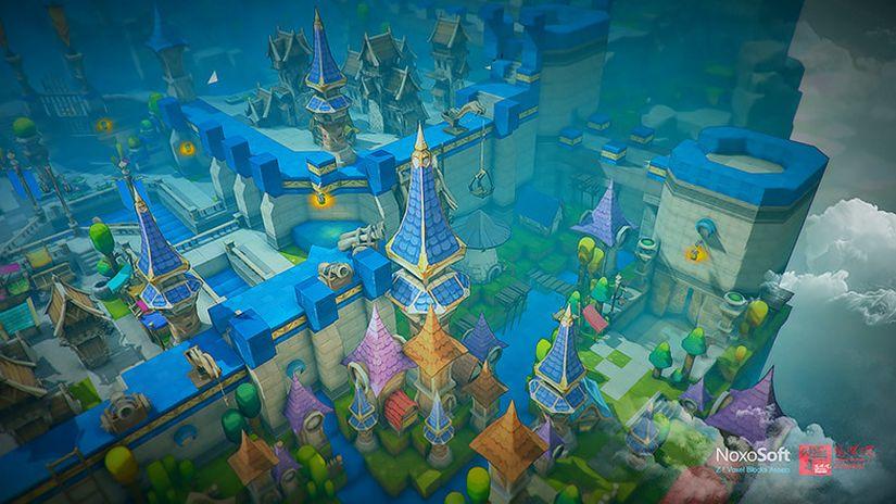 Z ! Voxel Blocks Assets per Unity 3D