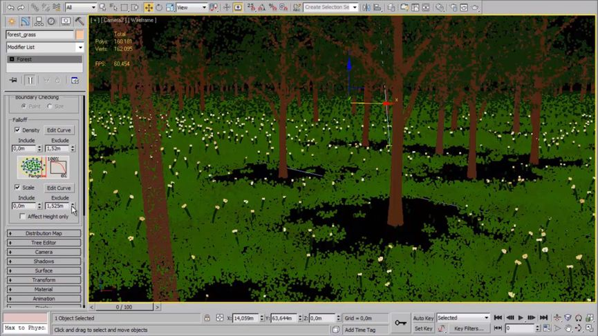 Itoo Forest Pack Pro 5 e RailClone 2.6 per 3ds Max