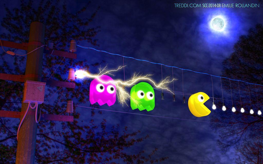 Lunga vita a Pacman