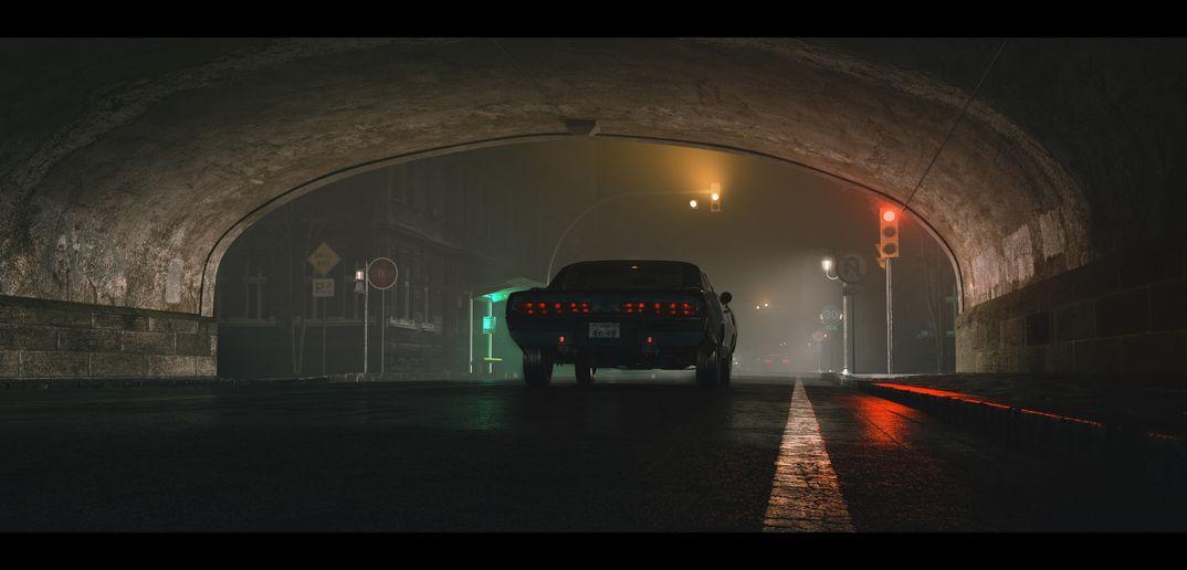 Matrix - Get In The Car