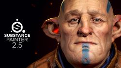 Substance Painter 2.5