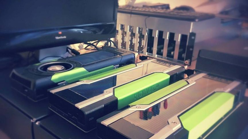 GPU-BEAZT - la nuova linea GPU Render System di 3DWS