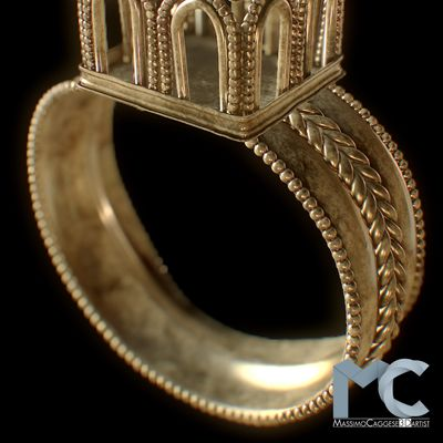 Golden Ring from Egnathia