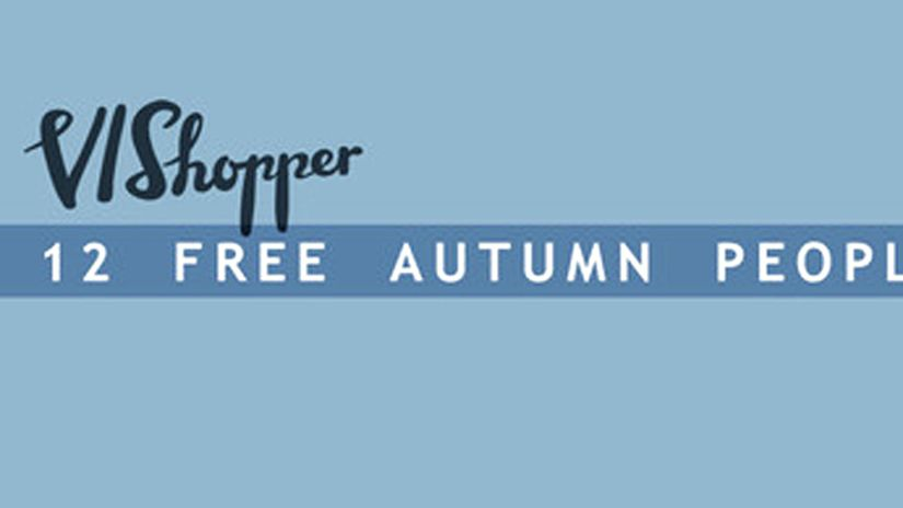 12 free autumn people