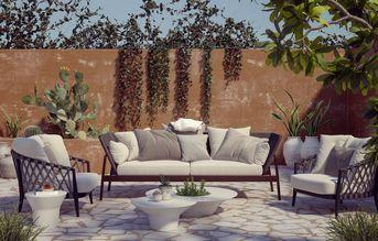 Outdoor furniture render Vray