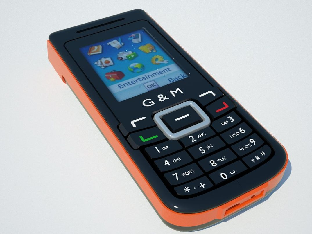 Modello Telefonino