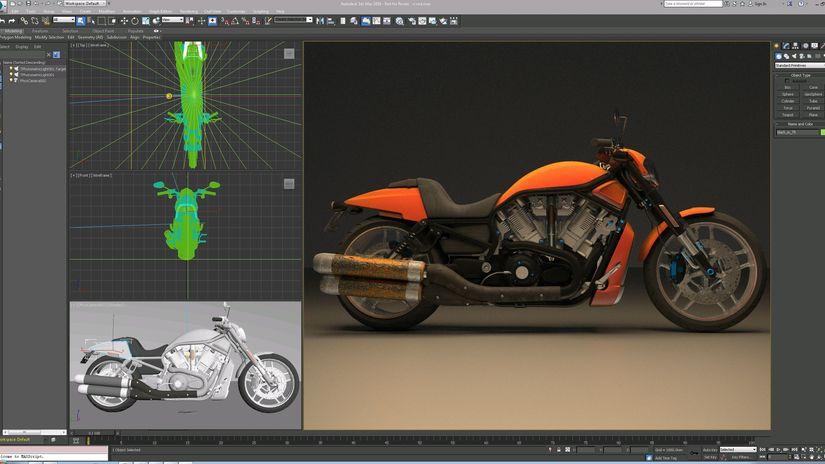 Radeon ProRender, da AMD un nuovo motore di rendering per 3ds Max, Maya e Rhino 6