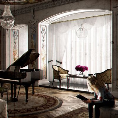 Nureyev Room