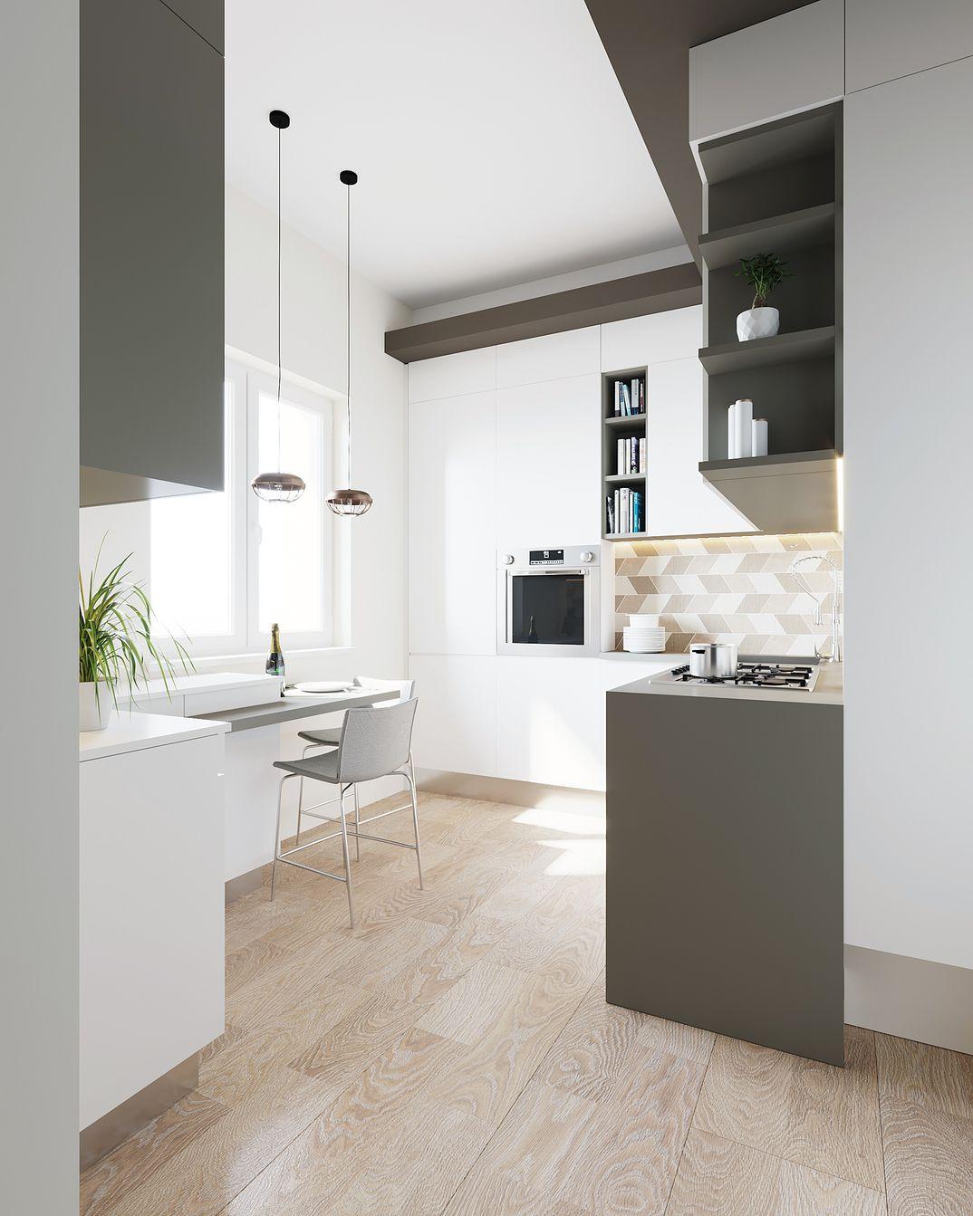Kitchen in Pescara