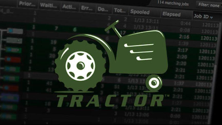 Pixar Tractor 2.0