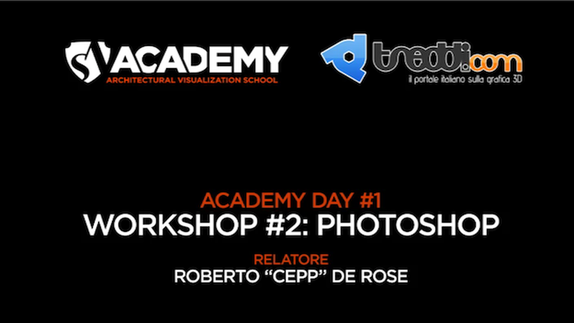 Workshop #2: Photoshop