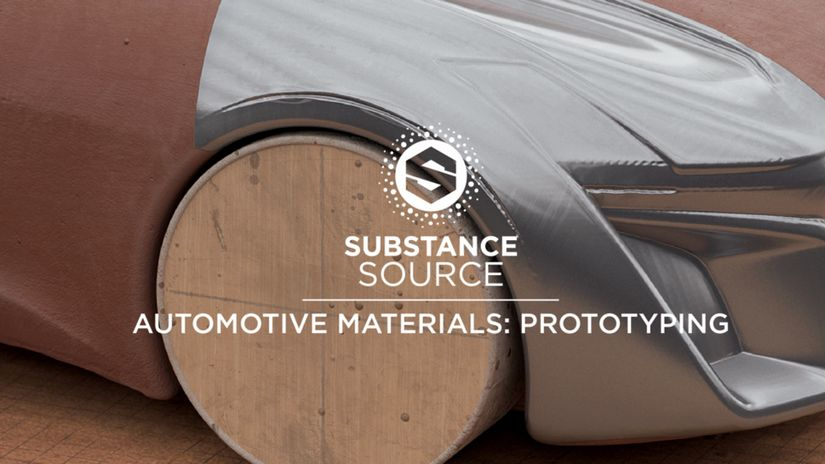 Substance Source: 500 nuovi materiali per l'automotive