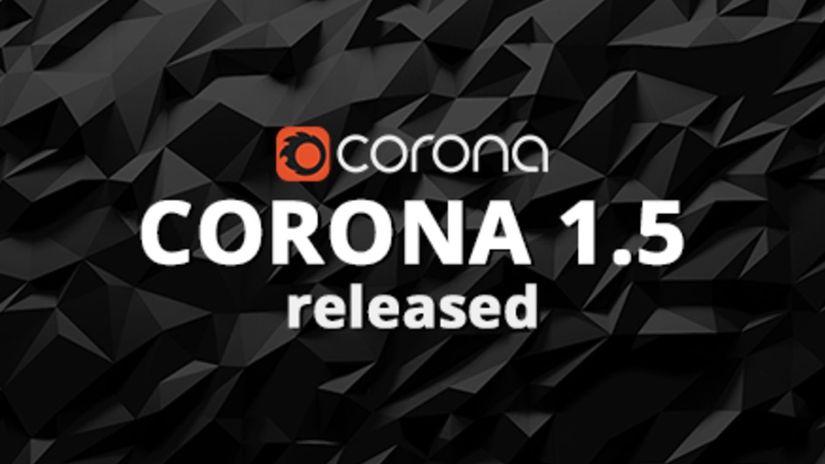 Corona Renderer 1.5 per 3ds Max