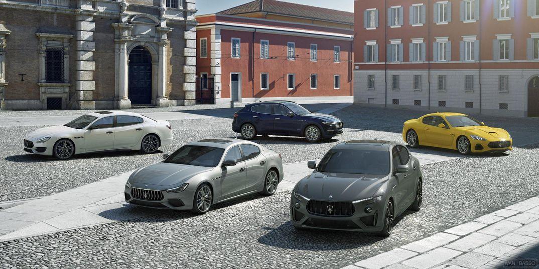 Maserati MY19 range