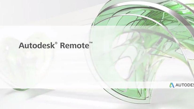 Autodesk Remote