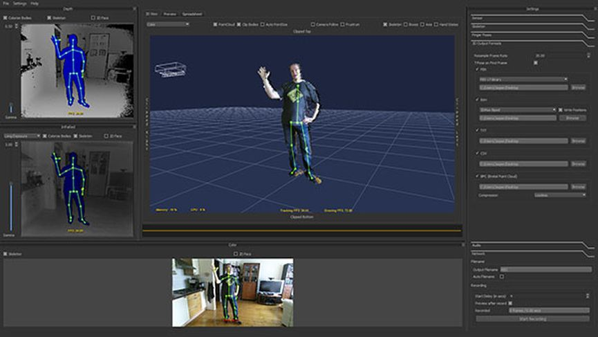 Pro Body 2.0 and Pro PointCloud 2.0