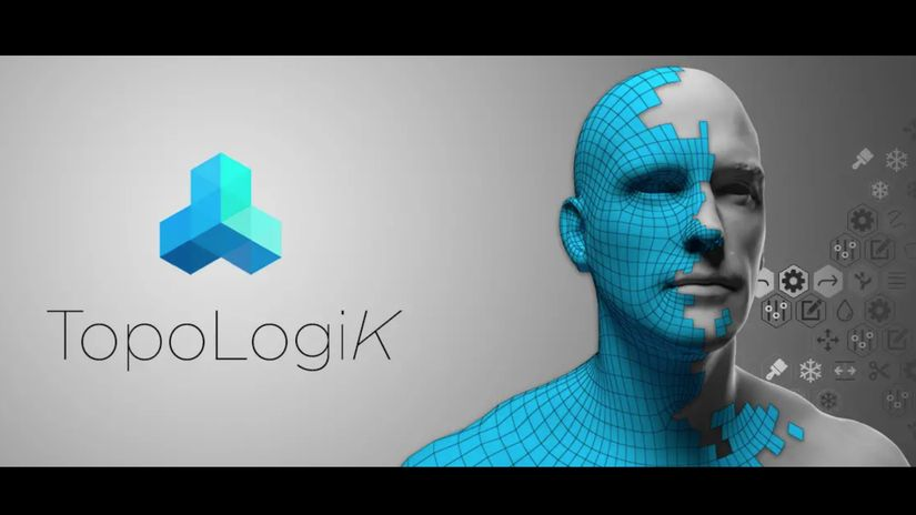 TopoLogiK: reptopology facile per 3ds Max