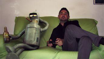 Il mio amico Bender