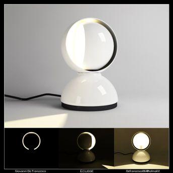 Still Lampada Eclisse