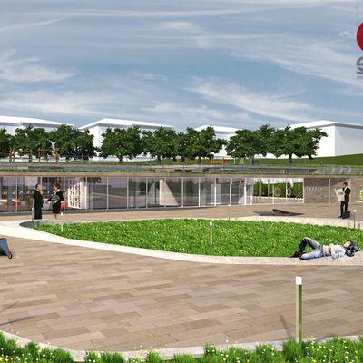 Nuova biblioteca comunale di Briosco - Progetto partecipante