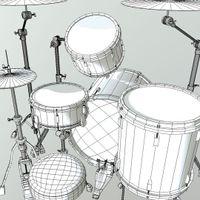 Drumset WIP