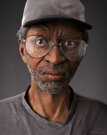 Black man Portrait