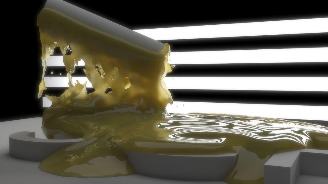 Rnd: Test Liquido non Newtoniano