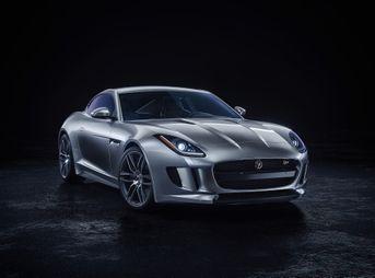 Jaguar Ftype studio style