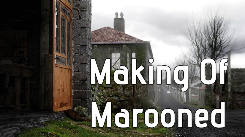 Making Of Marooned
