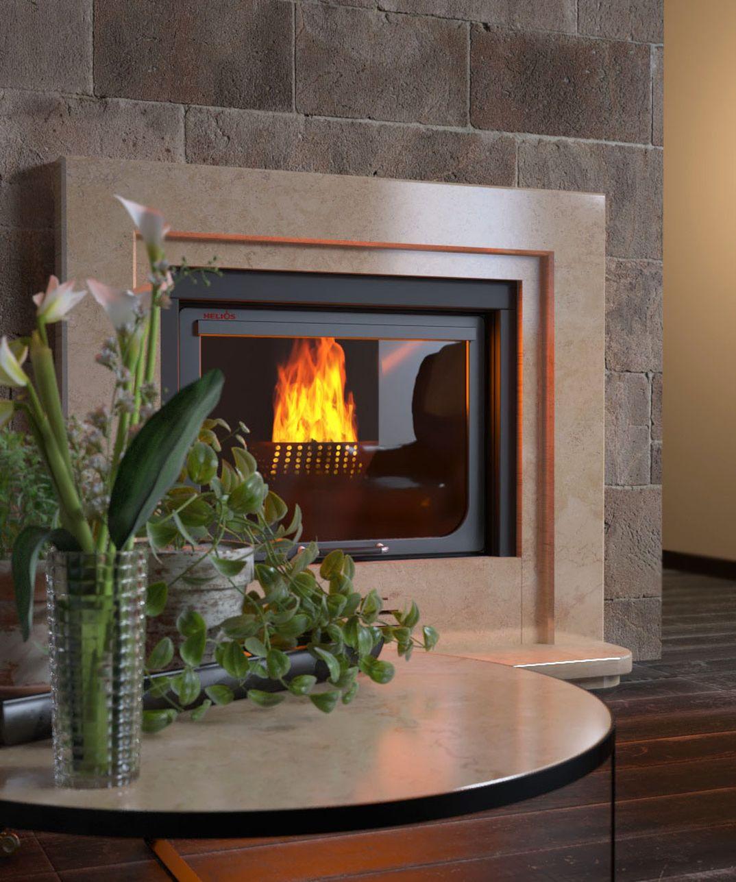 Fireplace ht