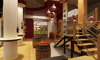 Enoteca Casillo Wine