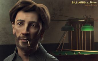 Il giocatore di Biliardo