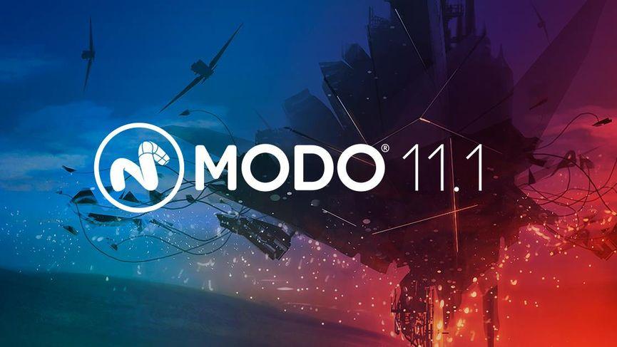 Foundry MODO 11.1