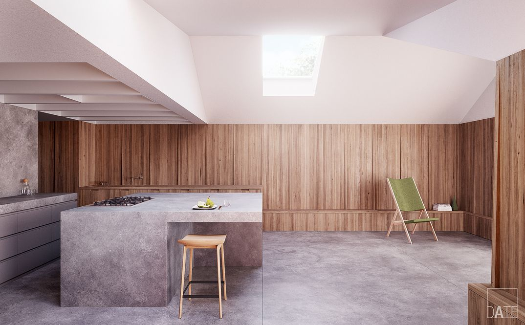 Kew House Concept