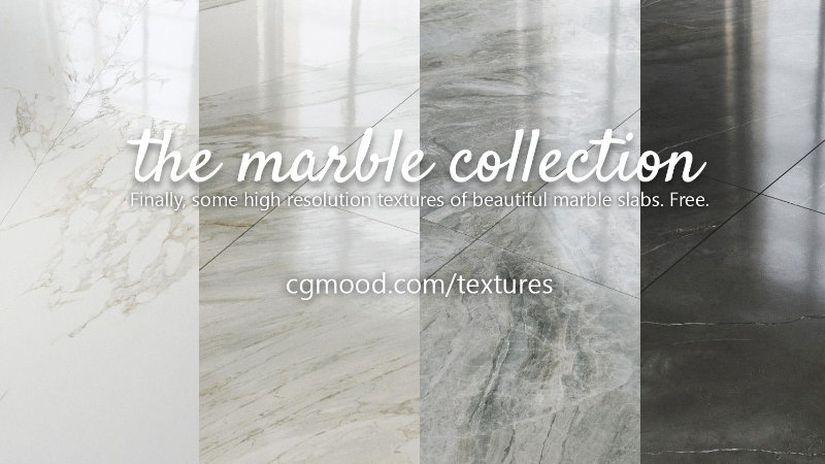 CGMood: texture di marmi da scaricare gratuitamente