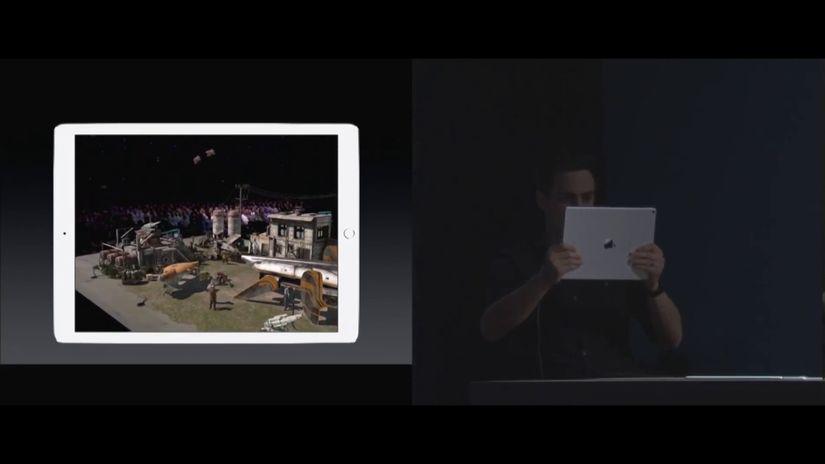 IOS11: ARKit introduce il supporto nativo alla realtà aumentata