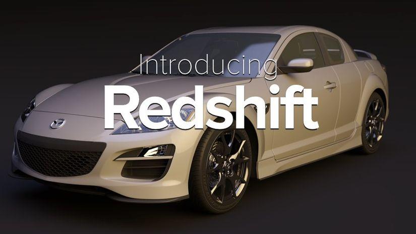 Redshift nuovo biased renderer gpu