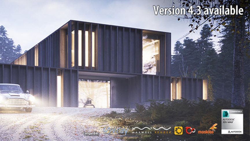 Forest Pack 4.3.3