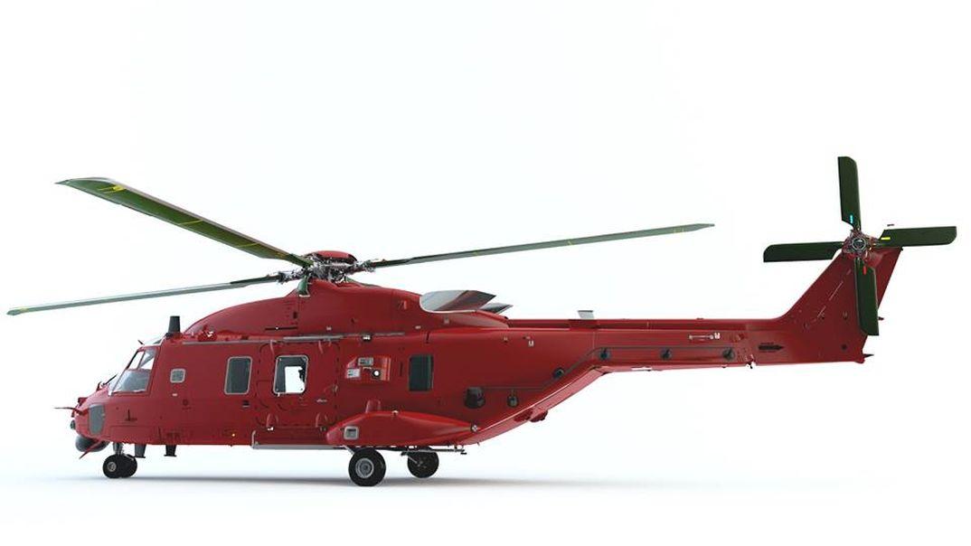 NH90 Agusta Westland