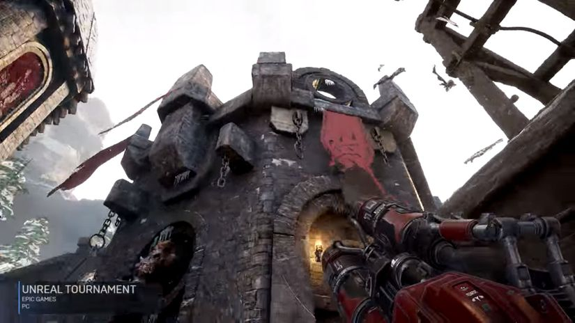 Unreal Engine 4 Features and Showreel @ GDC 2016
